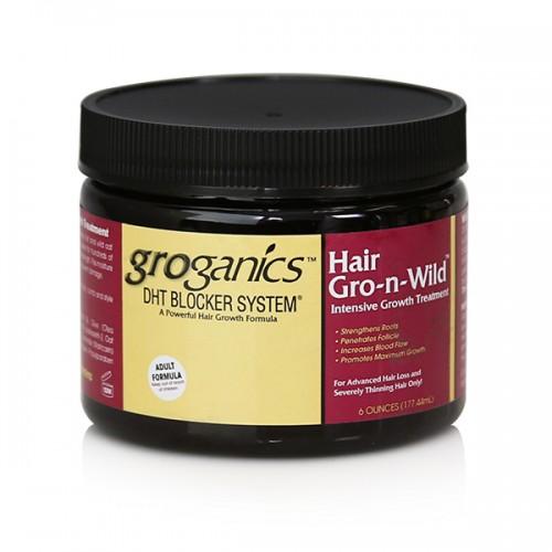 Groganics Hair Gro-N-Wild (6 oz)