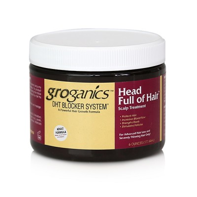 Groganics Head Full of Hair (6 oz)