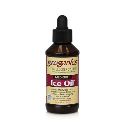 Groganics Medigro Ice Oil (4 oz)