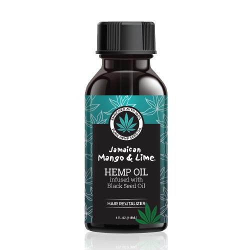 Hemp Oil infused with Black Seed Oil