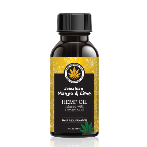 Hemp Oil infused with Pimento Oil