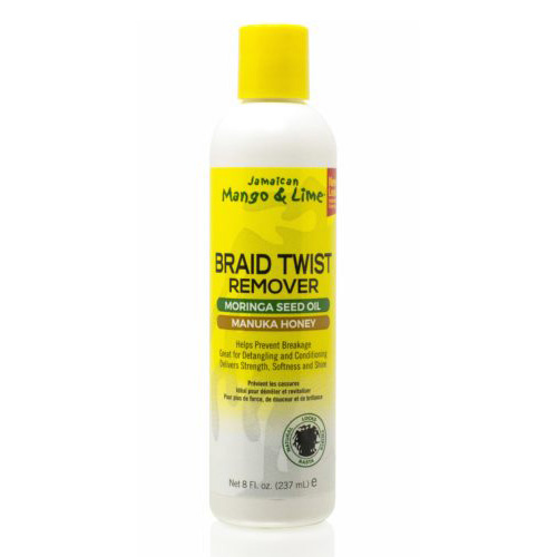 Jamaican Mango & Lime Braid Twist Remover (8 oz)
