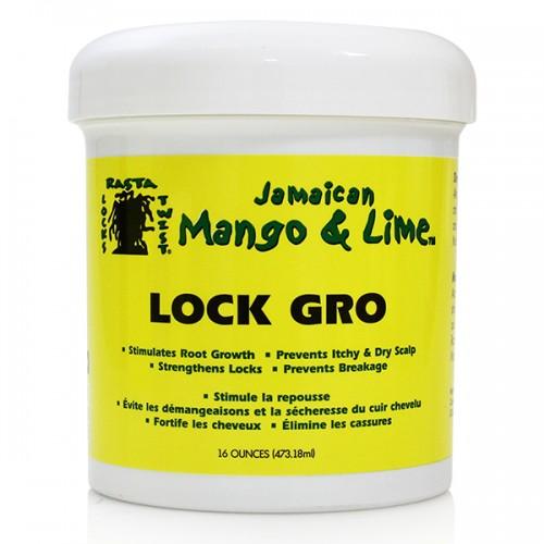 Jamaican Mango & Lime Lock Gro (16 oz)