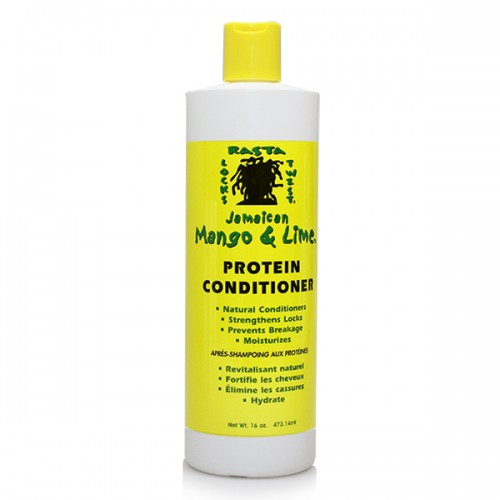 Jamaican Mango & Lime Protein Conditioner (16 oz)