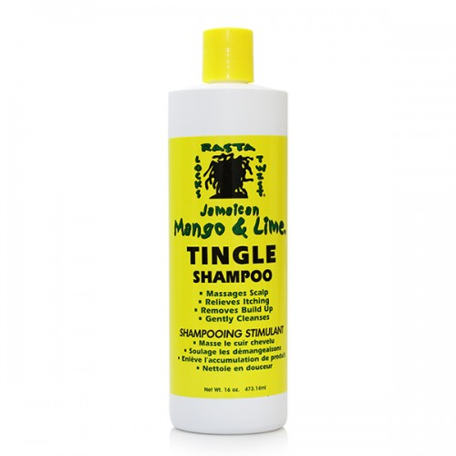 Jamaican Mango & Lime Tingle Shampoo (16oz)